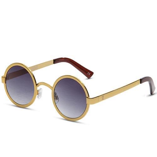 Солнцезащитные очки Supasundays Iggy Gold, фото