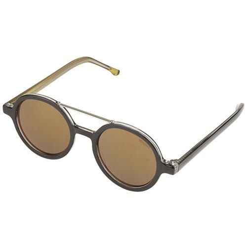 Солнцезащитные очки Komono Vivien Black Gold, фото