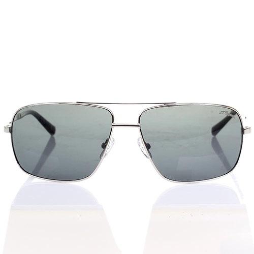 Мужские солнцезащитные очки S.T. Dupont с серыми линзами, фото