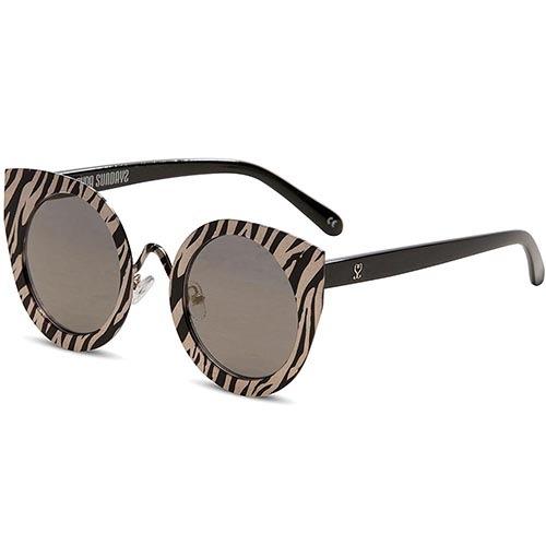 Солнцезащитные очки Supasundays Paradise City Zebra, фото