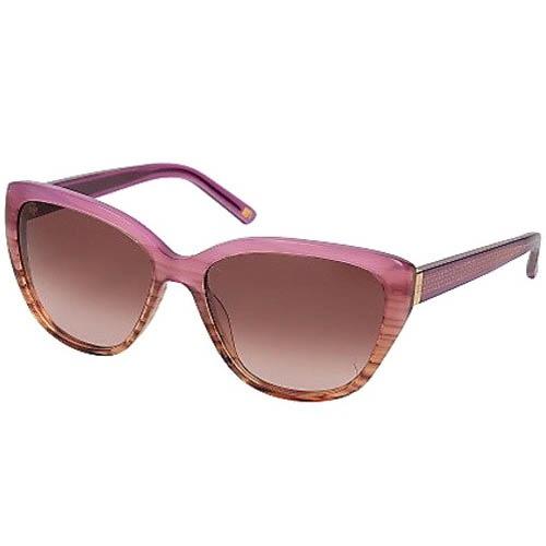 Очки Escada полупрозрачные розового цвета, фото
