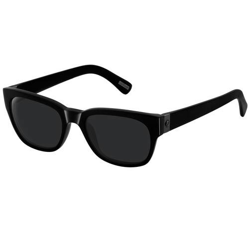Очки-вайфареры Lanvin с черной оправой, фото