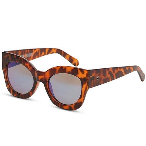 Солнцезащитные очки Supasundays Black Ivy Demi Brown Tort