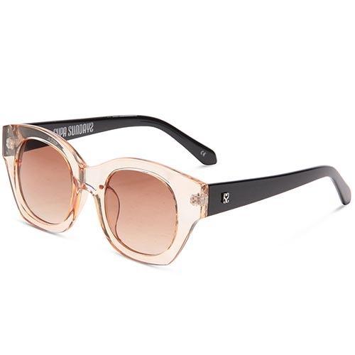 Солнцезащитные очки Supasundays Ellena Translucent Apricot