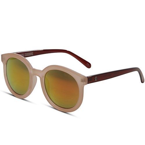 Солнцезащитные очки Supasundays Honky Tonk Frost Pink