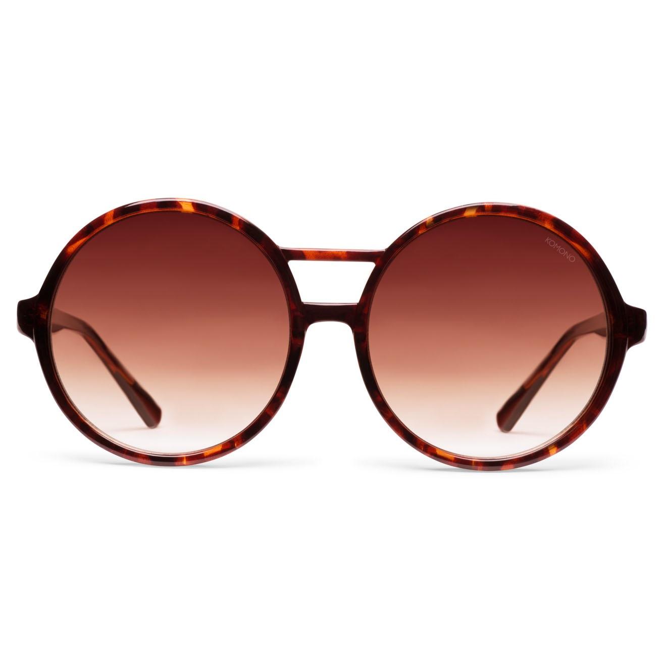 Солнцезащитные очки Komono Coco Tortoise