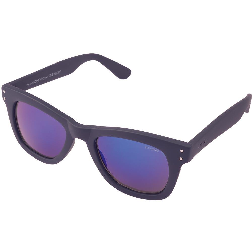Солнцезащитные очки KOMONO Allen Midnight Blue Rubber
