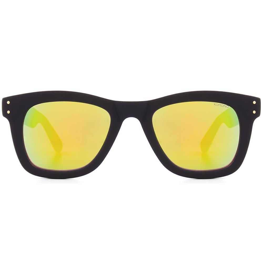 Солнцезащитные очки KOMONO Allen Black Rubber