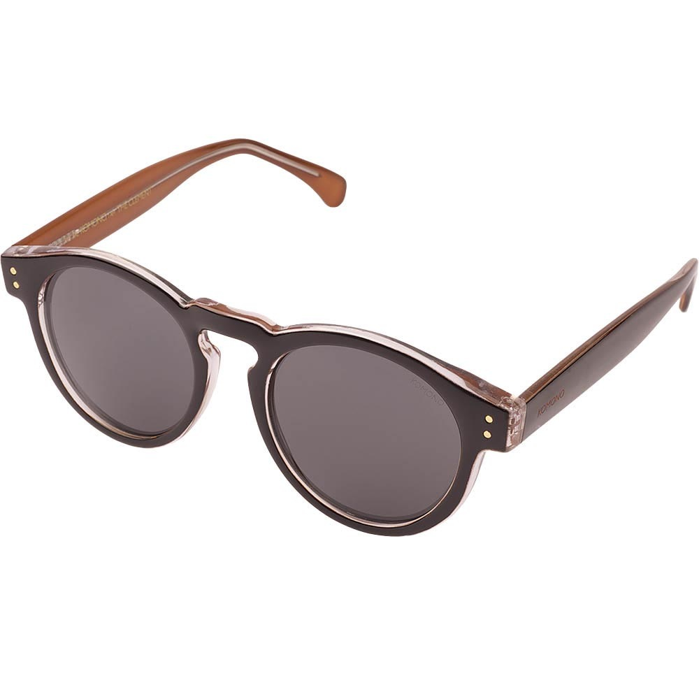 Солнцезащитные очки KOMONO Clement Black  Apricot