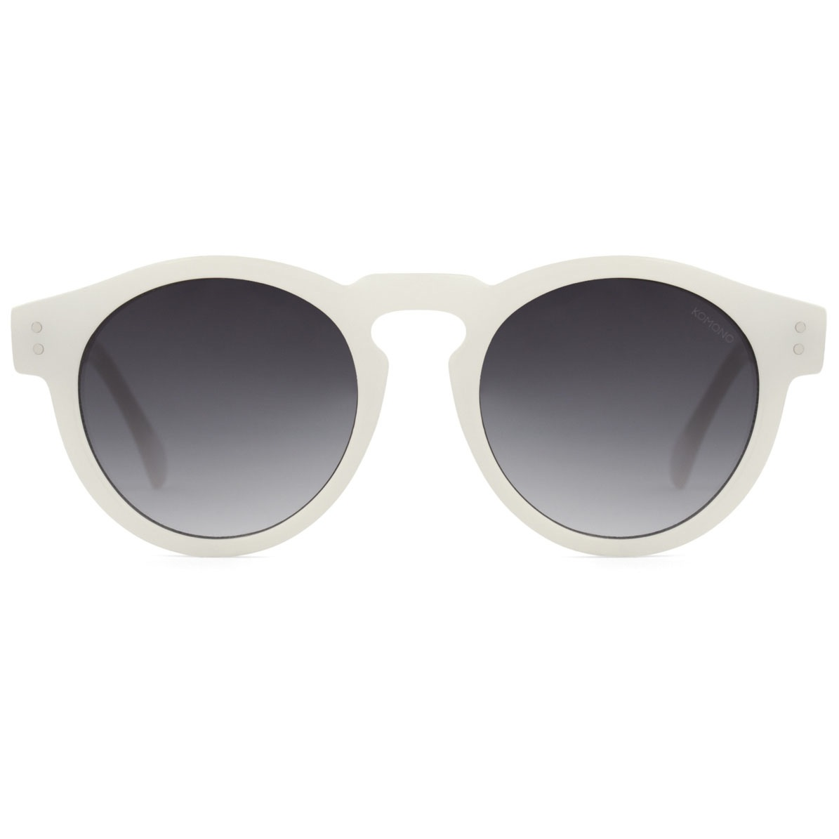 Солнцезащитные очки Komono Clement Milky White