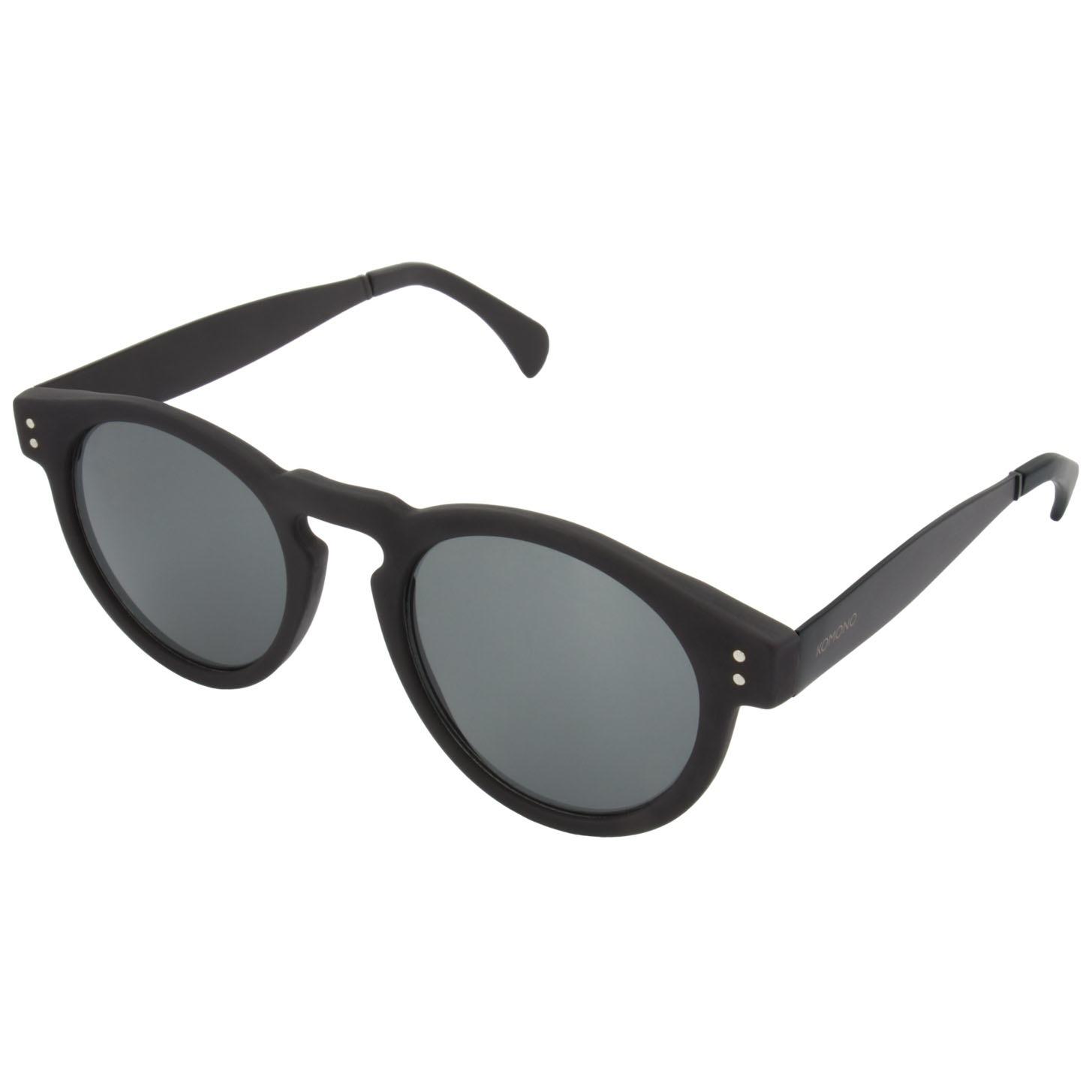 Солнцезащитные очки Komono Clement Metal Series Black