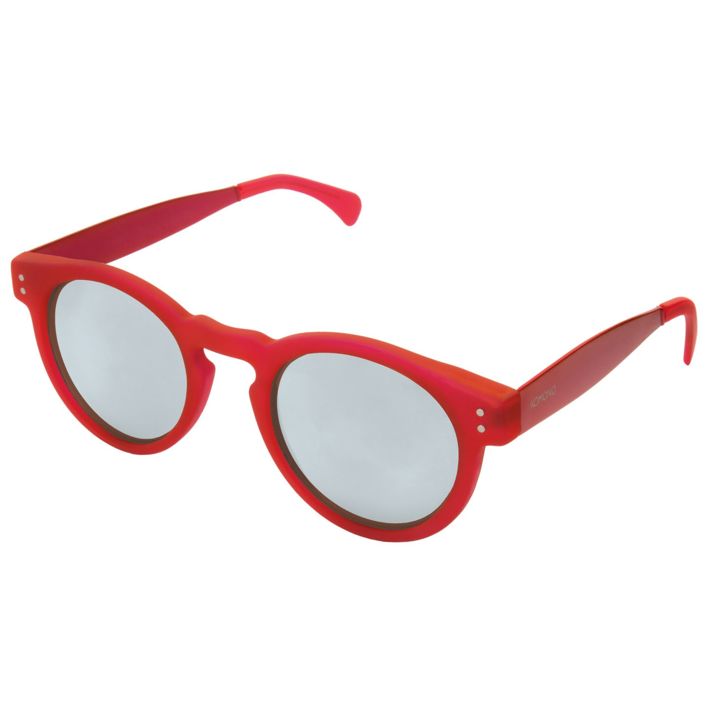 Солнцезащитные очки Komono Clement Metal Series Red