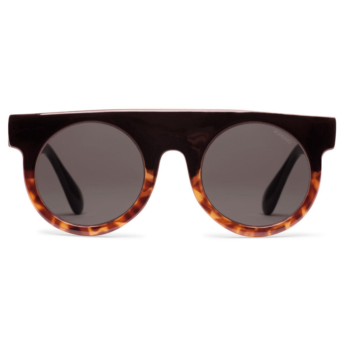 Солнцезащитные очки Komono Hippolyte Black Tortoise