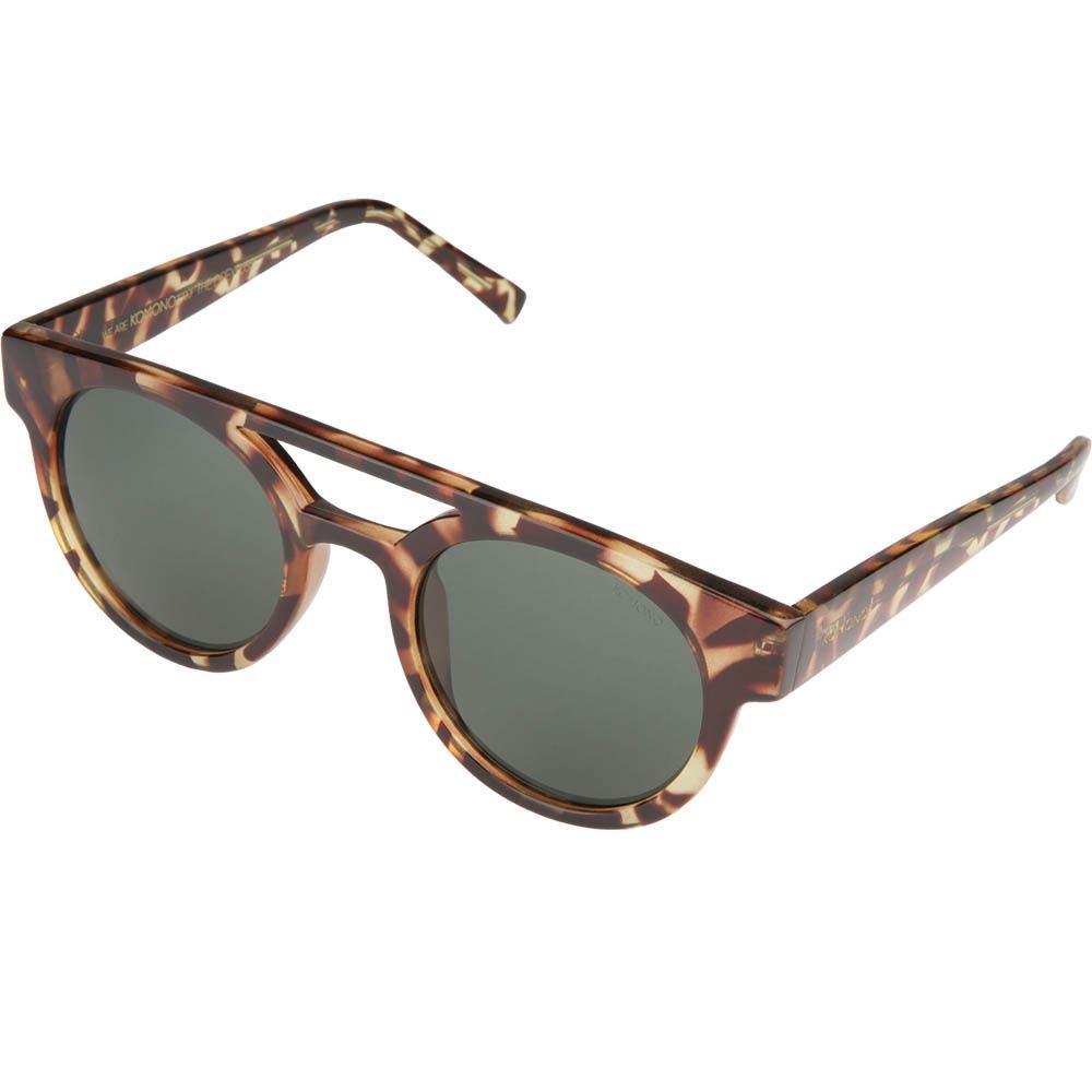 Солнцезащитные очки KOMONO Dreyfuss Tortoise