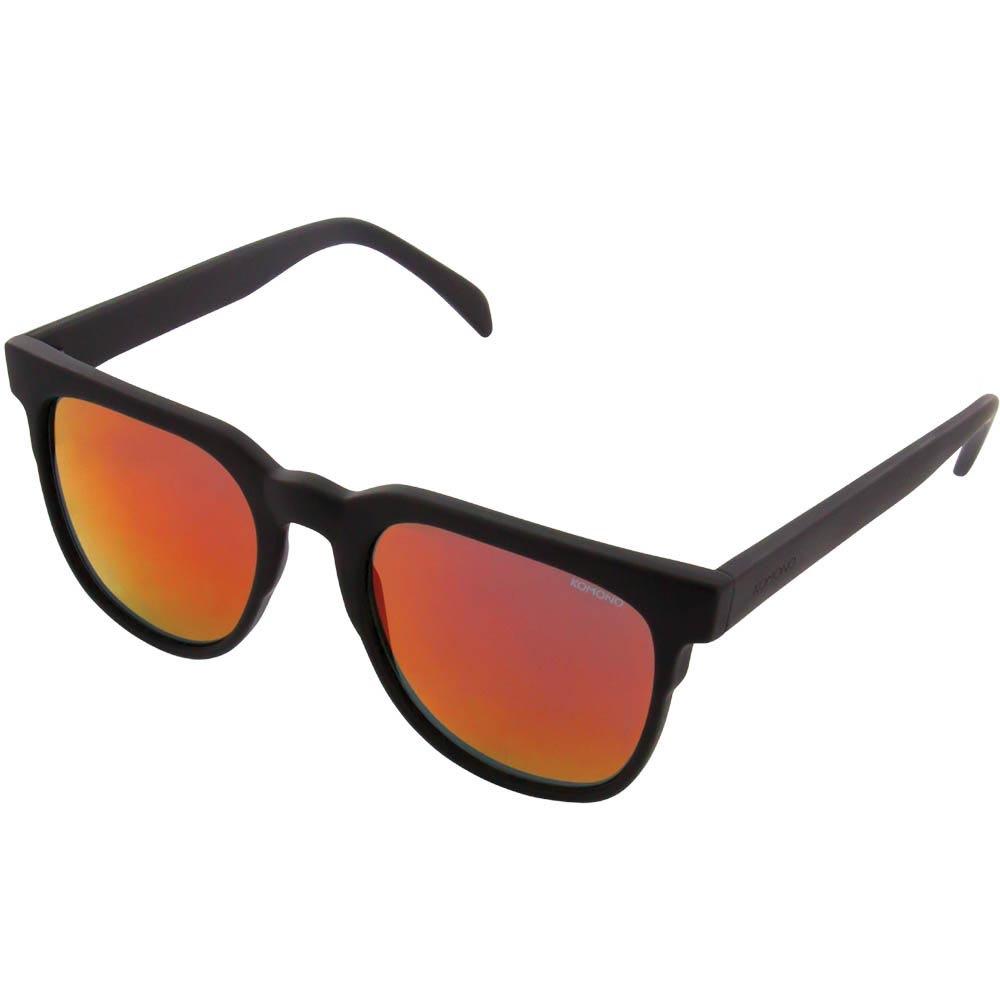 Солнцезащитные очки KOMONO Riviera Black Rubber