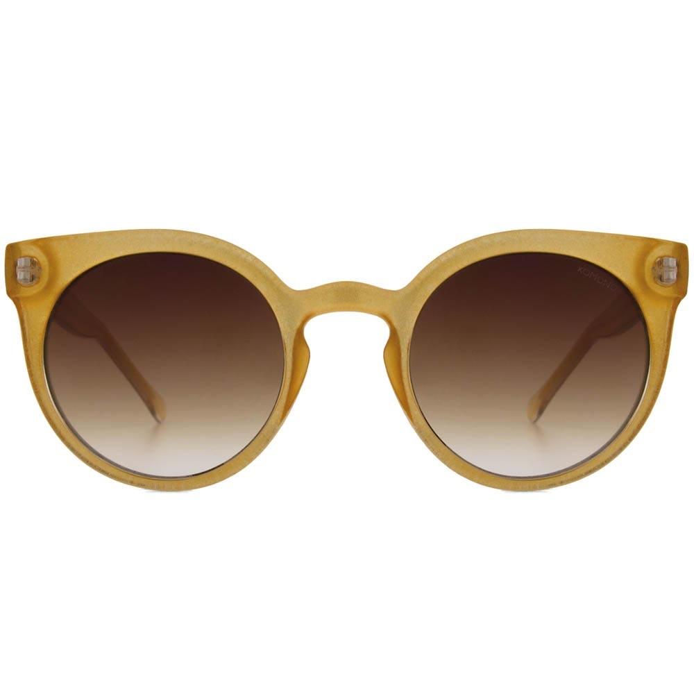 Солнцезащитные очки KOMONO Lulu Gold