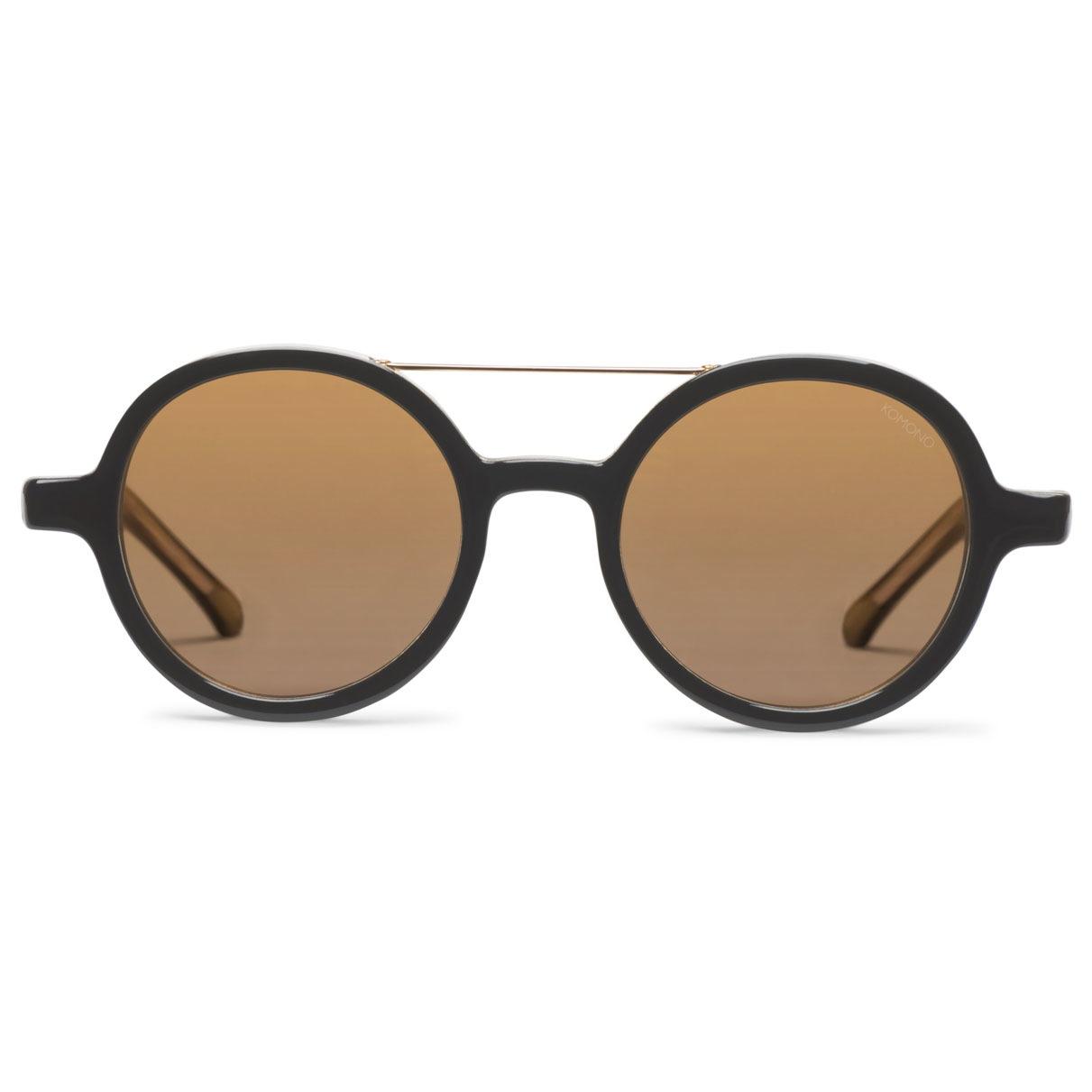 Солнцезащитные очки Komono Vivien Black Gold