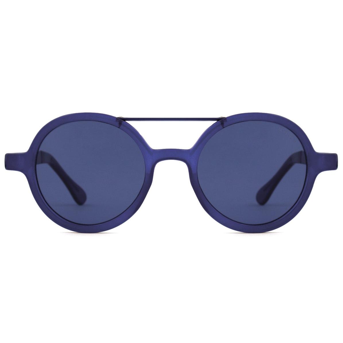 Солнцезащитные очки Komono Vivien Metal Series Cobalt