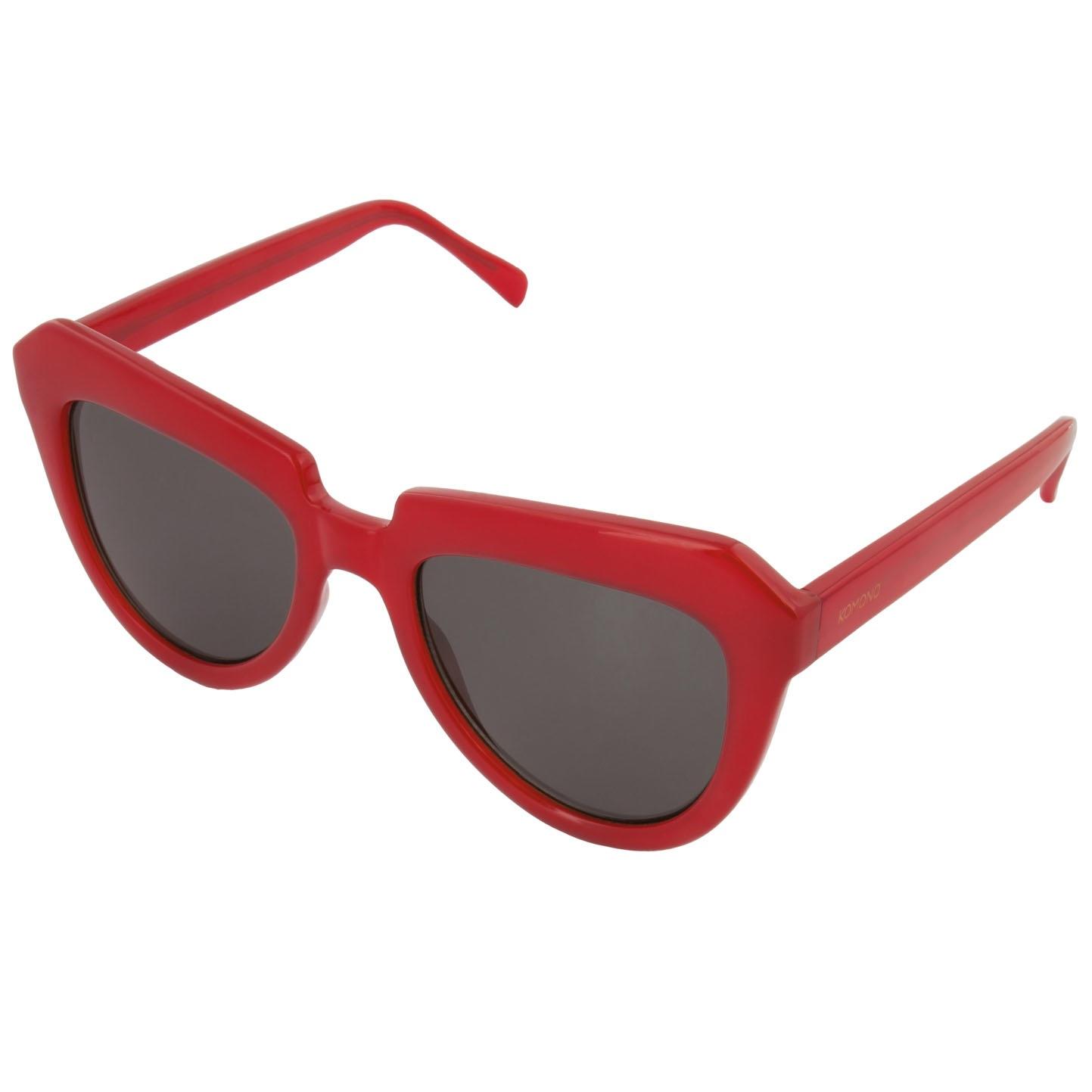 Солнцезащитные очки Komono Stella Milky Red