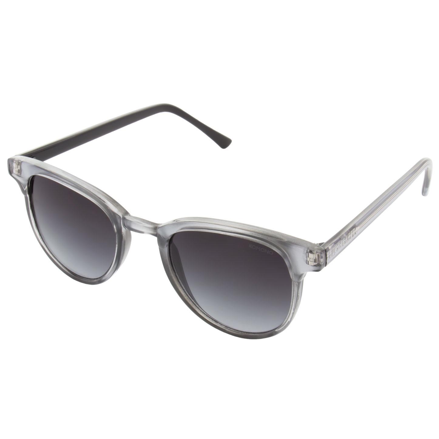Солнцезащитные очки Komono Francis Silver Black