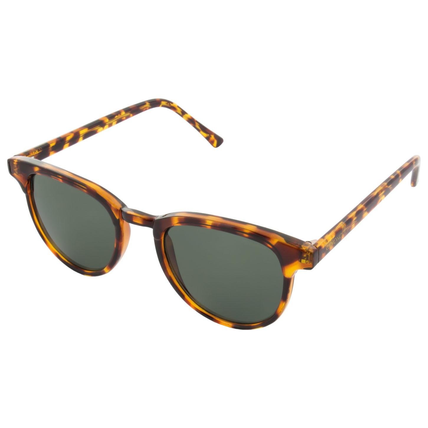 Солнцезащитные очки Komono Francis Tortoise