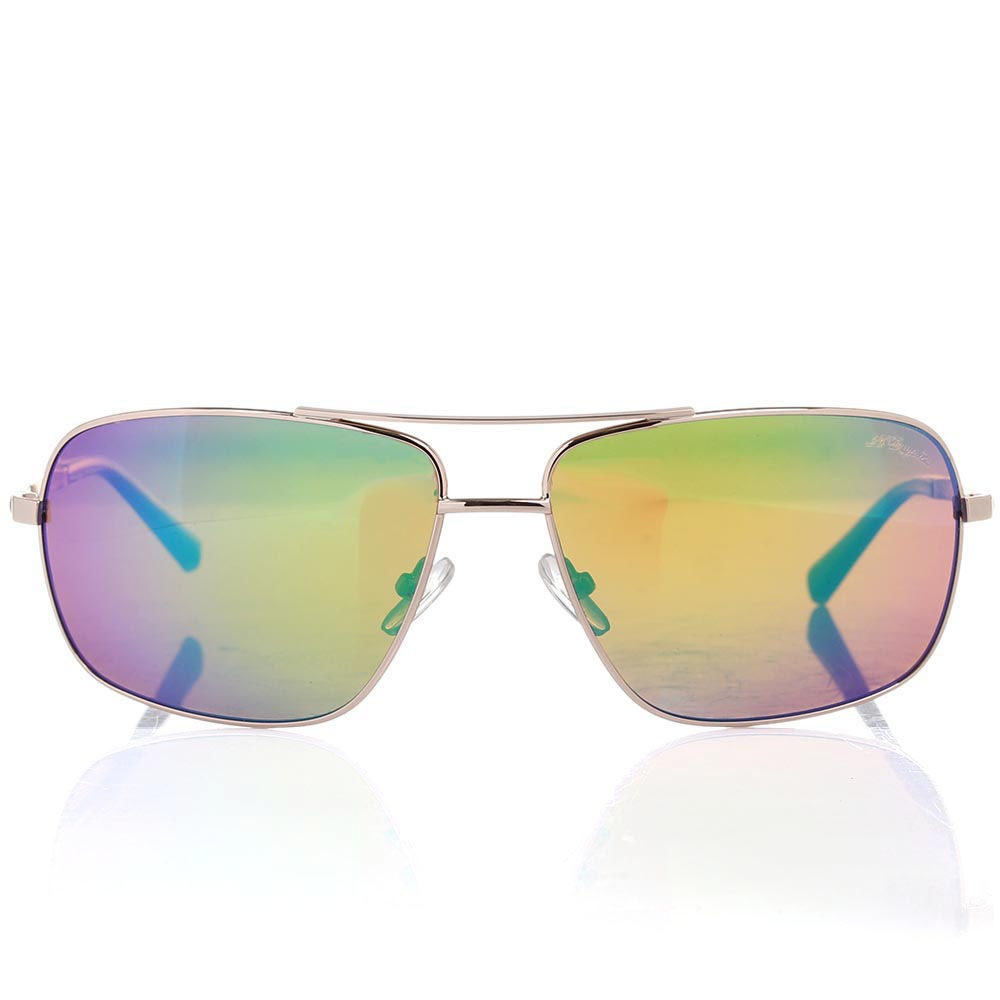 Мужские солнцезащитные очки S.T. Dupont с разноцветными линзами