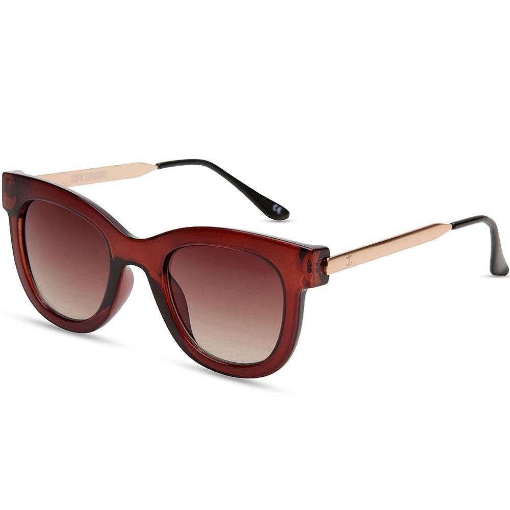 Солнцезащитные очки Supasundays lEstranger Cherry Brown