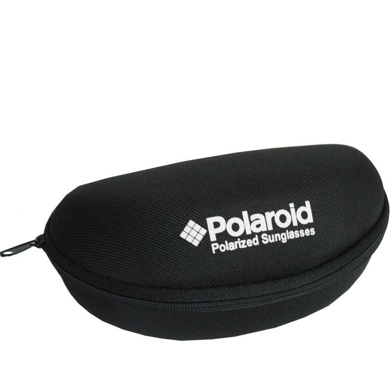 Очки мужские Polaroid Contemporary прямоугольной формы черные с поляризационными линзами