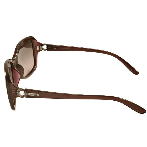 Очки Polaroid Contemporary коричневые с градиентными поляризационными линзами