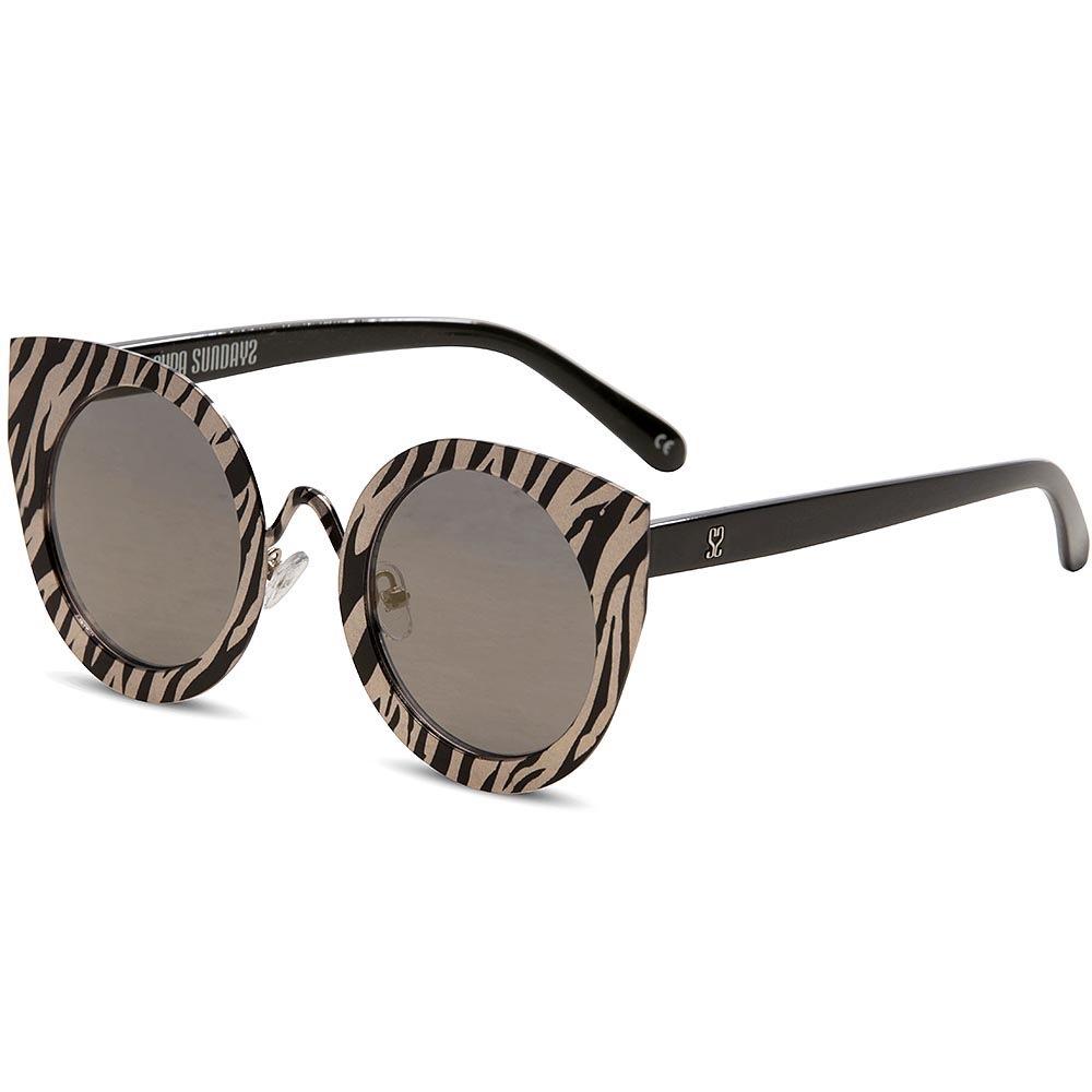 Солнцезащитные очки Supasundays Paradise City Zebra