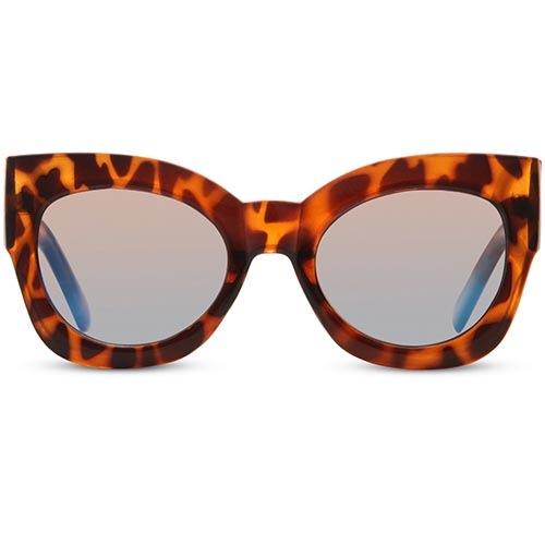 Солнцезащитные очки Supasundays Black Ivy Demi Brown Tort , фото