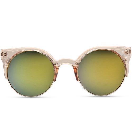 Солнцезащитные очки Supasundays Estelle Transluscent Brown, фото