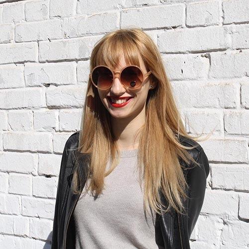 Солнцезащитные очки KOMONO Coco Flamingo, фото