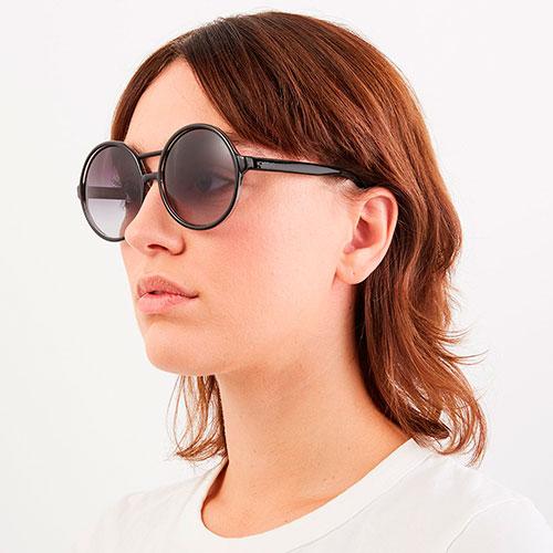 Солнцезащитные очки Komono Coco Black Silver, фото