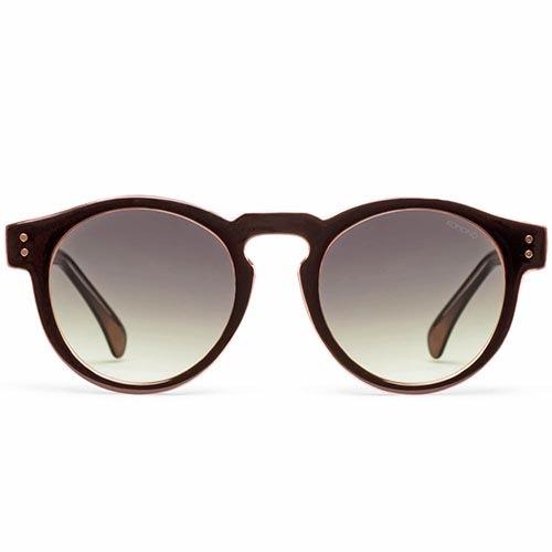 Солнцезащитные очки KOMONO Clement Black  Apricot, фото