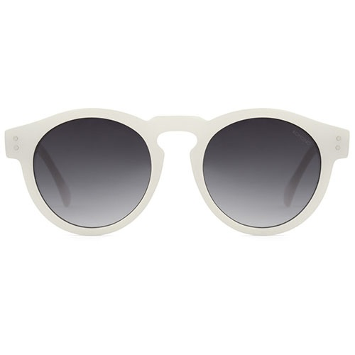 Солнцезащитные очки Komono Clement Milky White, фото