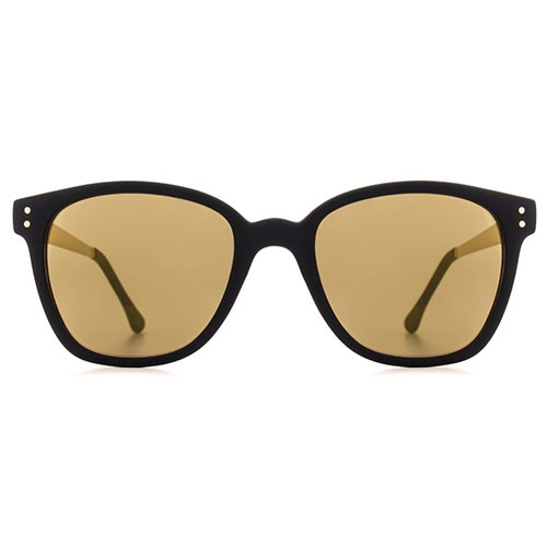 Солнцезащитные очки Komono Renee Metal Black Gold, фото