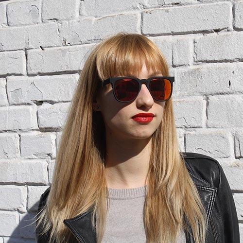 Солнцезащитные очки KOMONO Riviera Black Rubber, фото