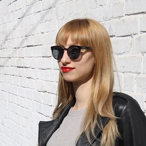 Солнцезащитные очки KOMONO Lulu BlackJade, фото