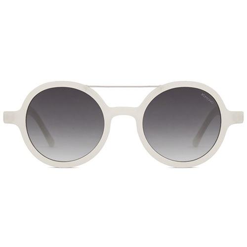 Солнцезащитные очки Komono Vivien Milky White , фото