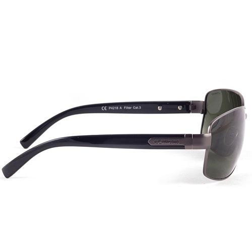 Очки мужские Polaroid Contemporary поляризационные зеленые классические, фото