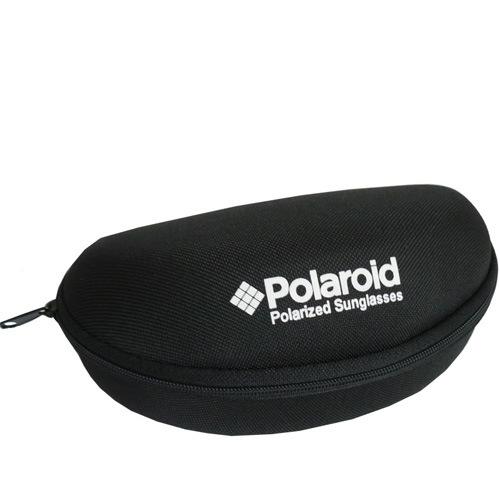 Очки мужские Polaroid Contemporary прямоугольной формы черные с поляризационными линзами, фото