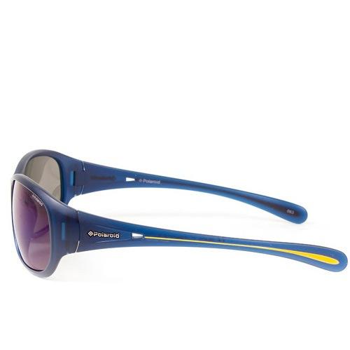 Очки Polaroid Active поляризационные синие с желтой отделкой , фото
