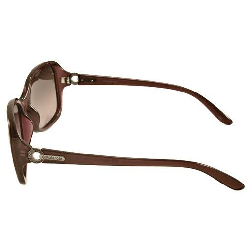 Очки Polaroid Contemporary коричневые с градиентными поляризационными линзами, фото