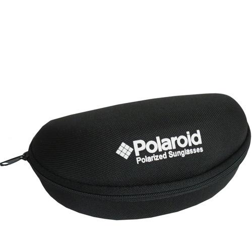 Очки Polaroid крупные овальные черные поляризационные, фото
