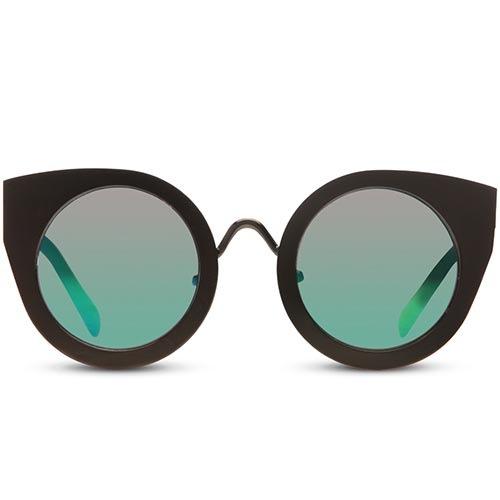 Солнцезащитные очки Supasundays Paradise City Matte Gun Grey, фото