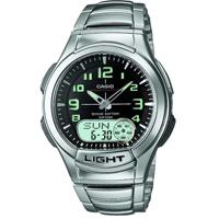 Часы Casio Standard Combi AQ-180WD-1BVEF, фото