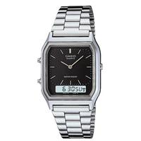 Часы Casio Standard Combi AQ-230A-1DUQ, фото