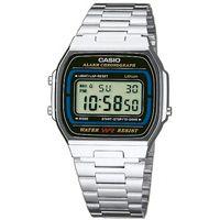 Часы Casio Standard Digital A164WA-1QYEF, фото