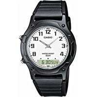 Часы Casio Standard Combi AW-49H-7BVEF, фото